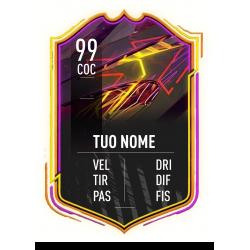 FIFA FUT 21 Card OTW personalizzata
