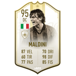 Maldini 95 Icon Prime Moments