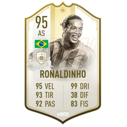 Ronaldinho 95 Icon Prime Moments