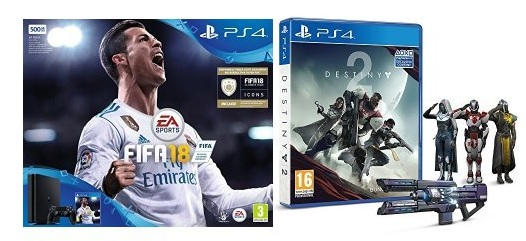 PS4-fifa-18-destiny-bundle