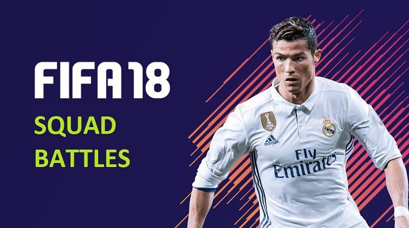 Squad Battles su FIFA 18