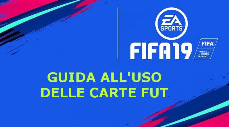 Guida all'utilizzo delle carte in FIFA Ultimate Team