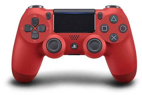 controller-PS4-V2-rosso