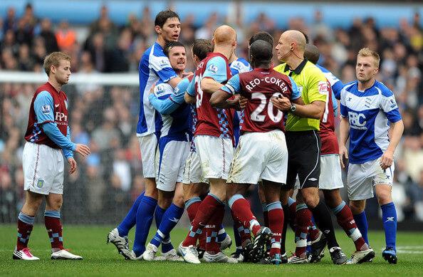 La rivalità fra Aston Villa e Birmingham City