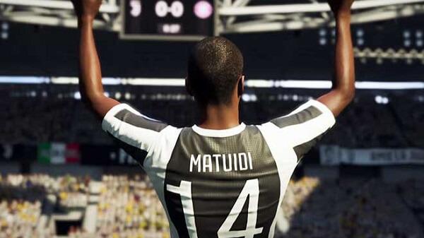 Blaise Matuidi su FIFA 18, giocatore della Juventus, uno dei migliori CDC in Serie A