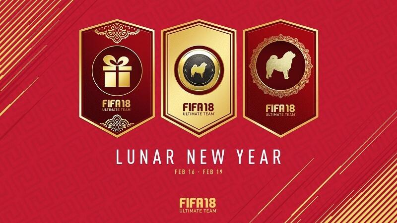 Capoadanno lunare cinese, l'anno del cane su FUT 18