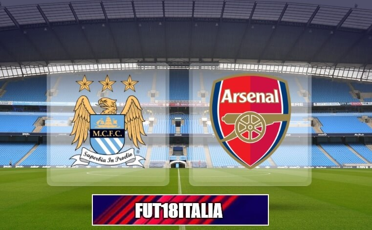 Manchester City - Arsenal, importante match di settimana prossima. Guardiola Vs Wenger