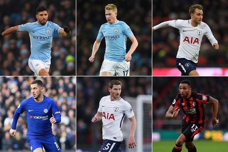 Candidati al premio di POTM di gennaio in Premier League
