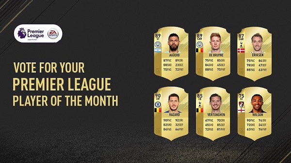 Vota il candidato al Player of the Month di gennaio in FIFA FUT 18