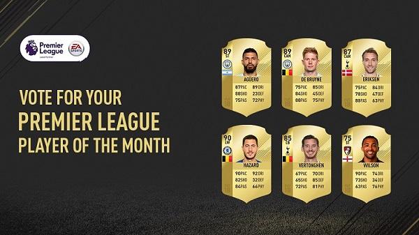 Vota il candidato al Player of the Month di gennaio in FIFA FUT 18