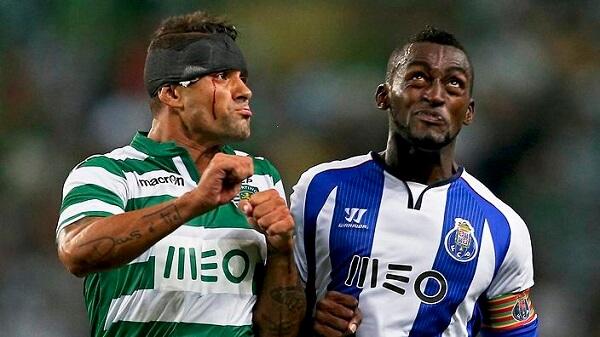 La rivalità in campo fra Porto e Sporting Lisbona in Liga NOS