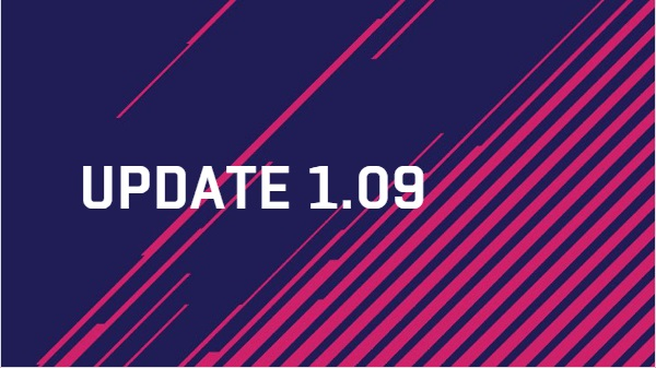 Update 1.09 disponibile per FIFA 18 su PS4, XBOX One e PC