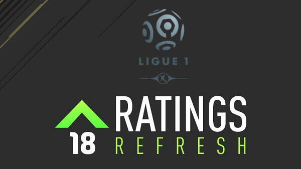 Winter upgrades della Ligue 1 in FIFA 18 Ultimate Team