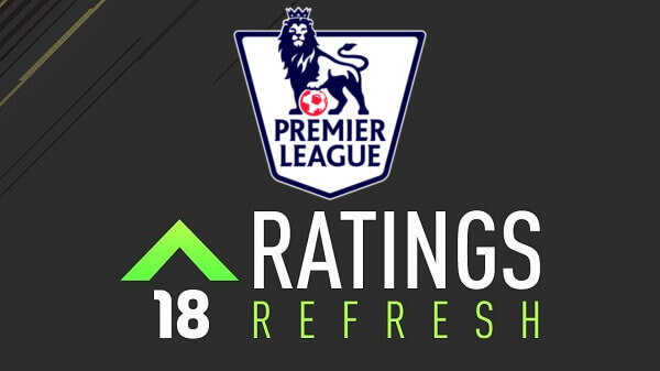 Winter upgrades/Ratings refresh della Premier League su FIFA 18 Ultimate Team