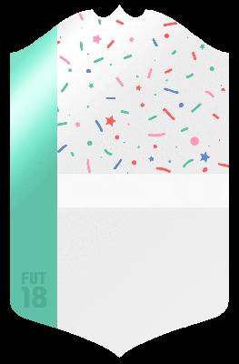 Carta FUT dedicata al compleanno di Ultimate Team, il 9°