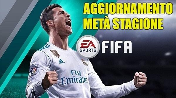 Grande aggiornamento di metà stagione per FIFA Mobile su Android ed iOS