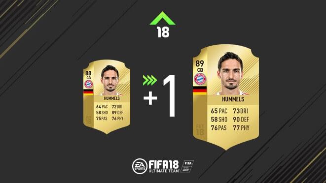 Hummels versione upgrade del Bayern Monaco in FUT 18