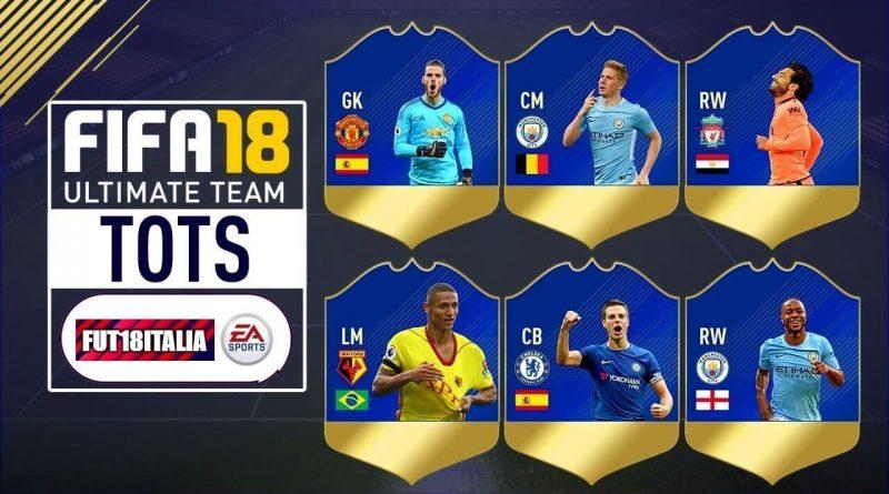 Team of the Season prediction, alcuni calciatori che potrebbero ricevere la carta TOTS in FIFA 18