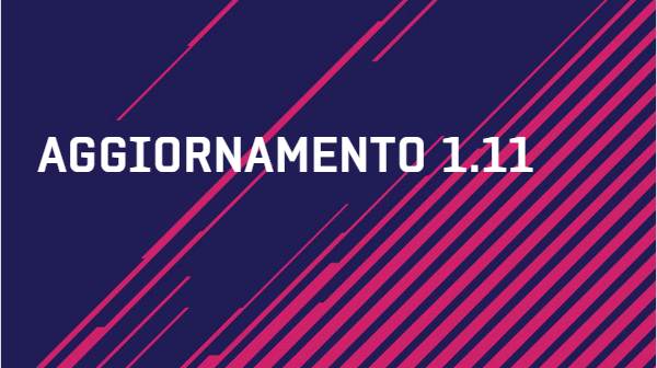 Aggiornamento 1.11 disponibile su PC, in arrivo a breve anche su PS4 e XBOX One