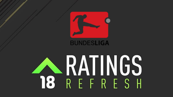 Winter upgrade in FIFA 18 per il campionato tedesco, la Bundesliga