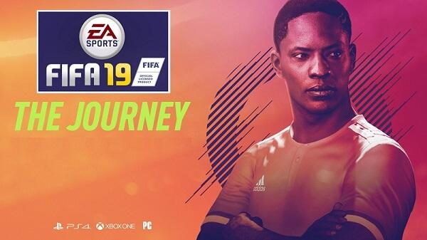 Modalità di gioco Il Viaggio di Alex Hunter su FIFA 19, la prima foto