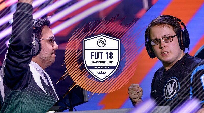 Finale della FUT Champions CUP di Manchester fra il saudita XBOX One ed il tedesco PS4