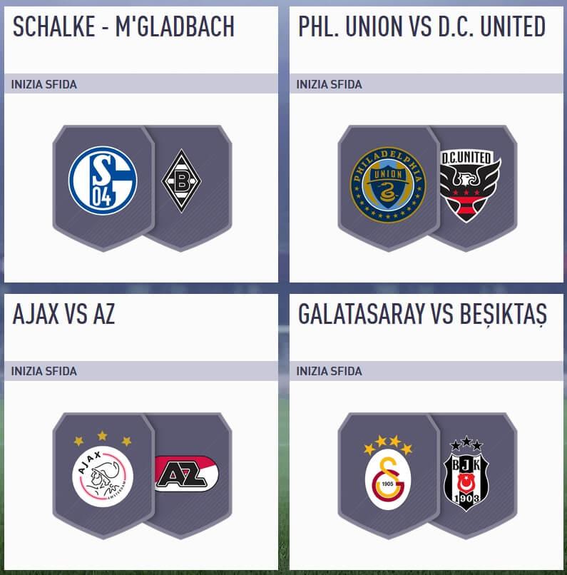 Incontri Principali del 24 aprile con il big match di Super Lig