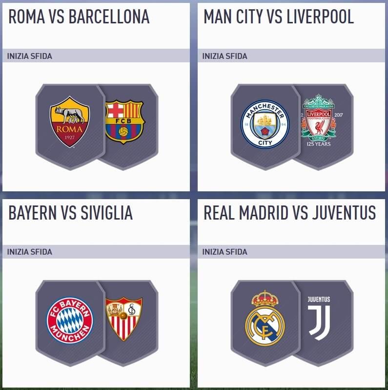 Incontri Principali del 10 aprile con i match di Champions League