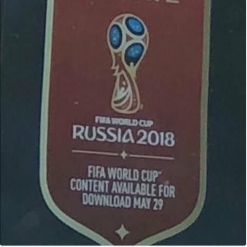 29 maggio è la data di uscita ufficiale del DLC dedicato ai Mondiali di Russia 2018
