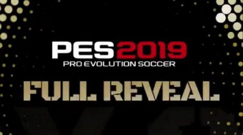 Annuncio ufficiale di PES 2019, nei negozi dal 30 agosto 2018