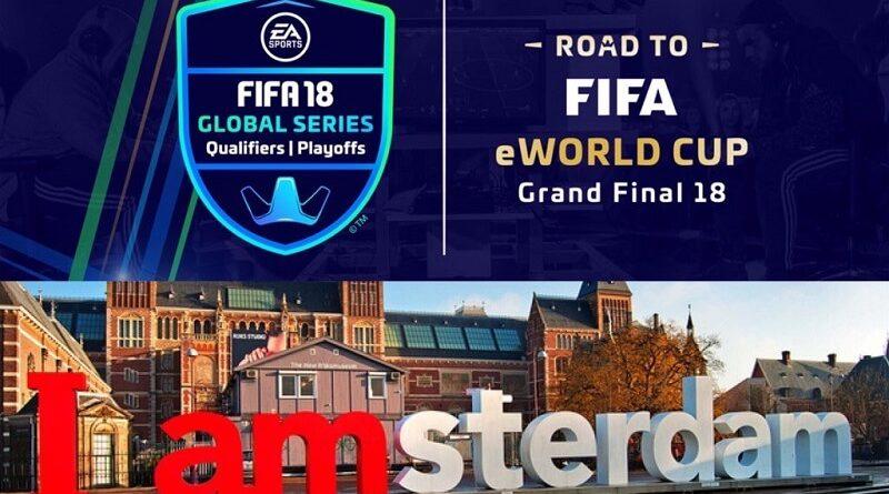 Amsterdam FIFA eSports World Cup dal 28 maggio al 3 giugno