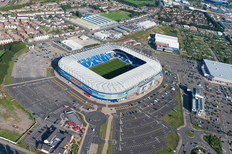 Cardiff City stadium in arrivo in FIFA 19