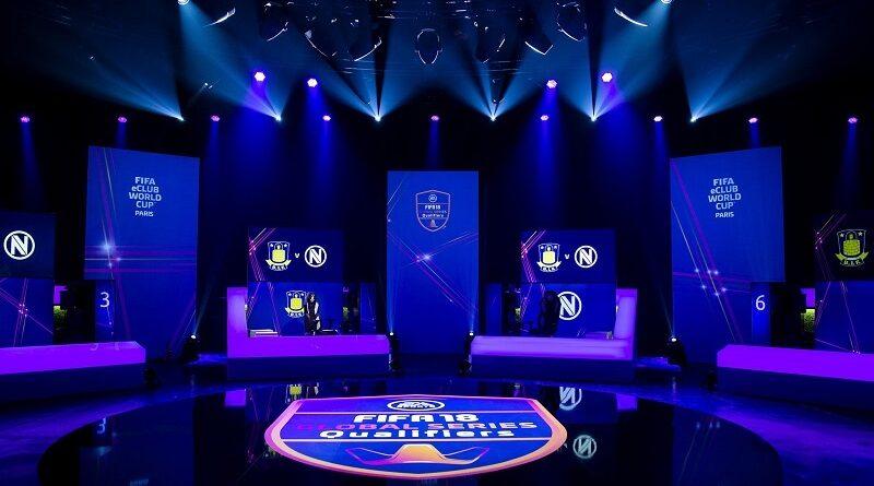 FIFA 18 eSports World Cup