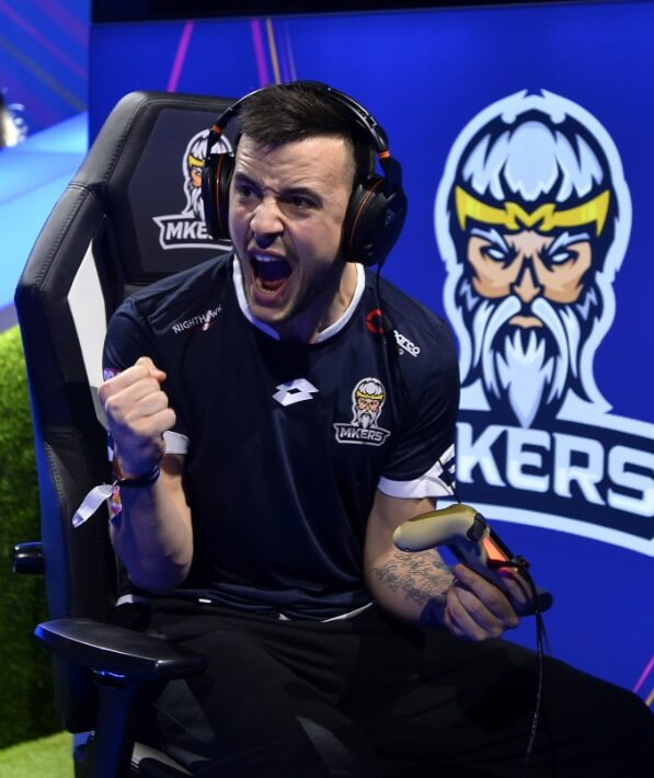 Ice Principe, PRO player italiano, si qualifica per i Playoff di Amsterdam