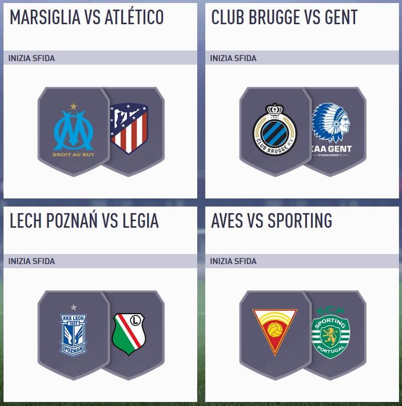 Incontri Principali del 15 maggio, finale dell'Europa League Marsiglia - Atletico Madrid