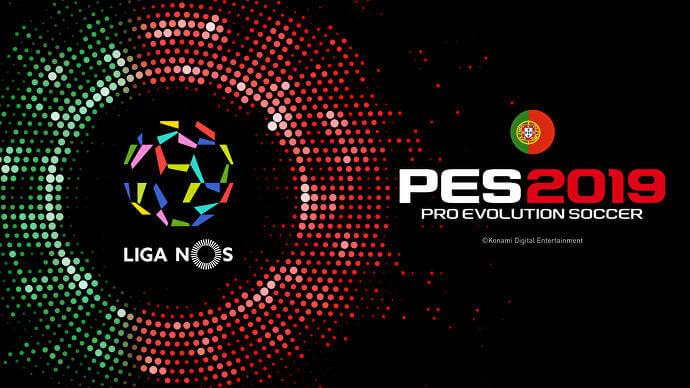 Liga NOS portoghese, licenza presente su PES 2019 e FIFA 19