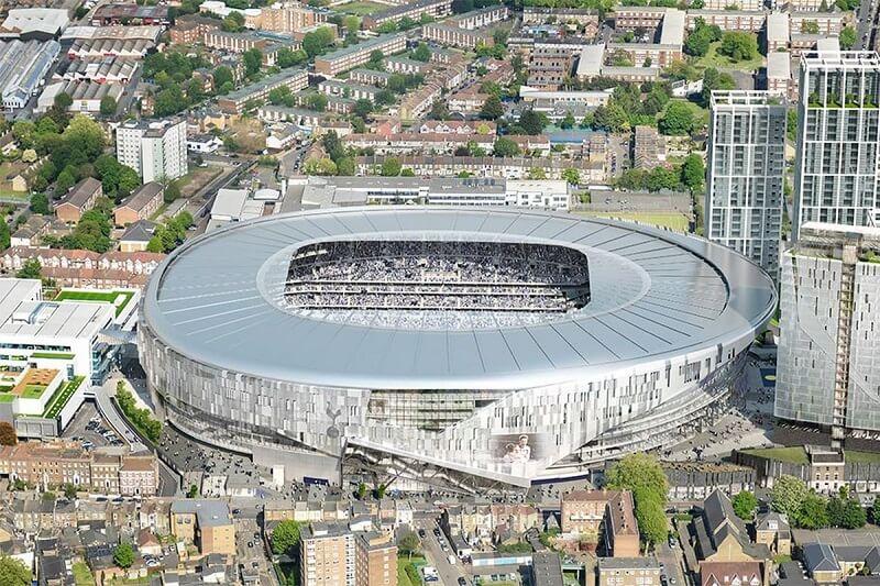 Nuovo stadio del Tottenham Hotspur in arrivo su FIFA 19