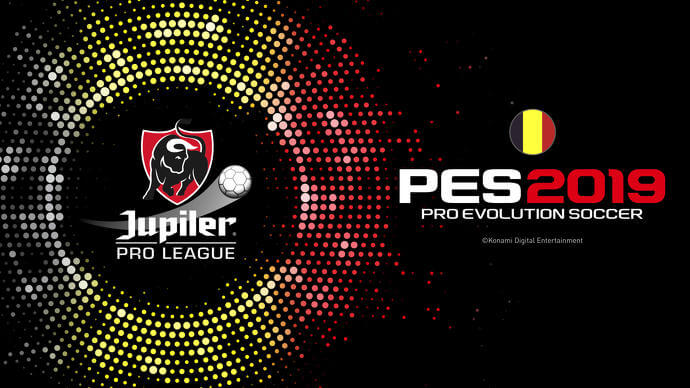PRO League belga, licenza presente su PES 2019 e FIFA 19