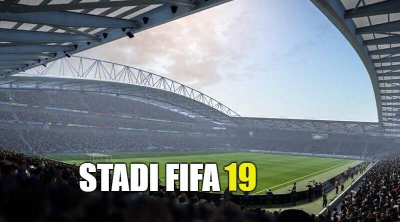 Tre nuovi stadi della Premier League in arrivo su FIFA 19