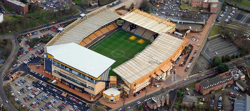 Moulinex Stadium del Wolverhampton Wanderers giunge su FIFA 19