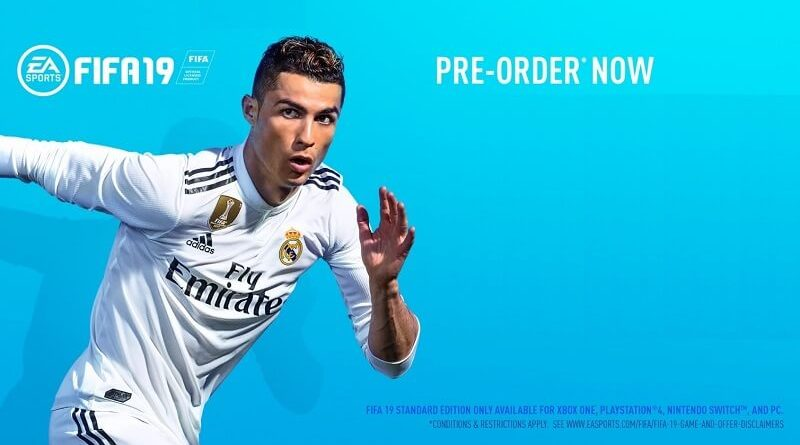 FIFA 19 in arrivo dal 28 settembre su PS4, XBOX One, PC e Switch
