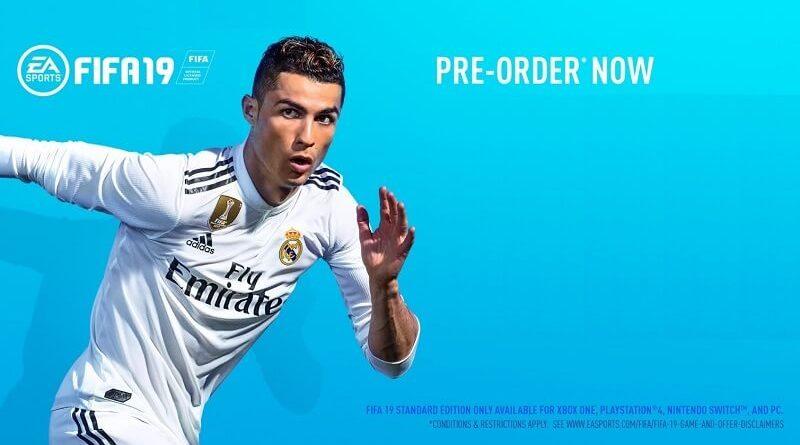 FIFA 19 in arrivo dal 28 settembre su PS4, XBOX One, PC e Switch