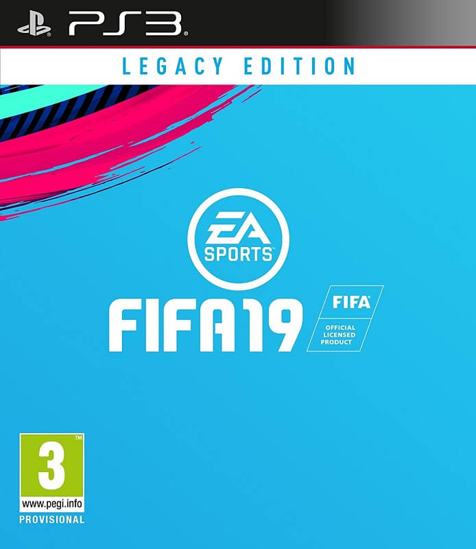 FIFA 19 Legacy Edition per Play Station 3 ed XBOX 360