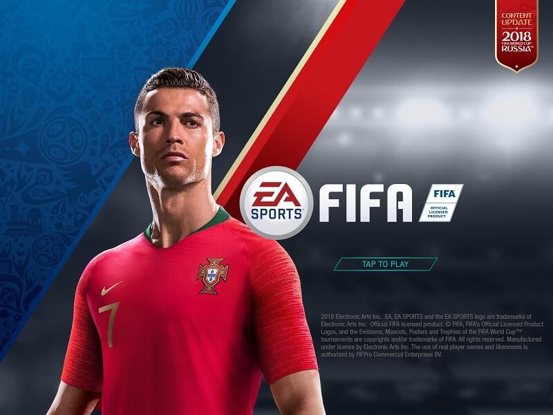 EA Sports FIFA World Cup update anche per il gioco mobile