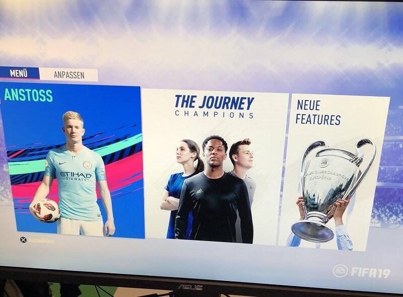 FIFA 19 The Journey Champions, il terzo capitolo della saga di Alex Hunter