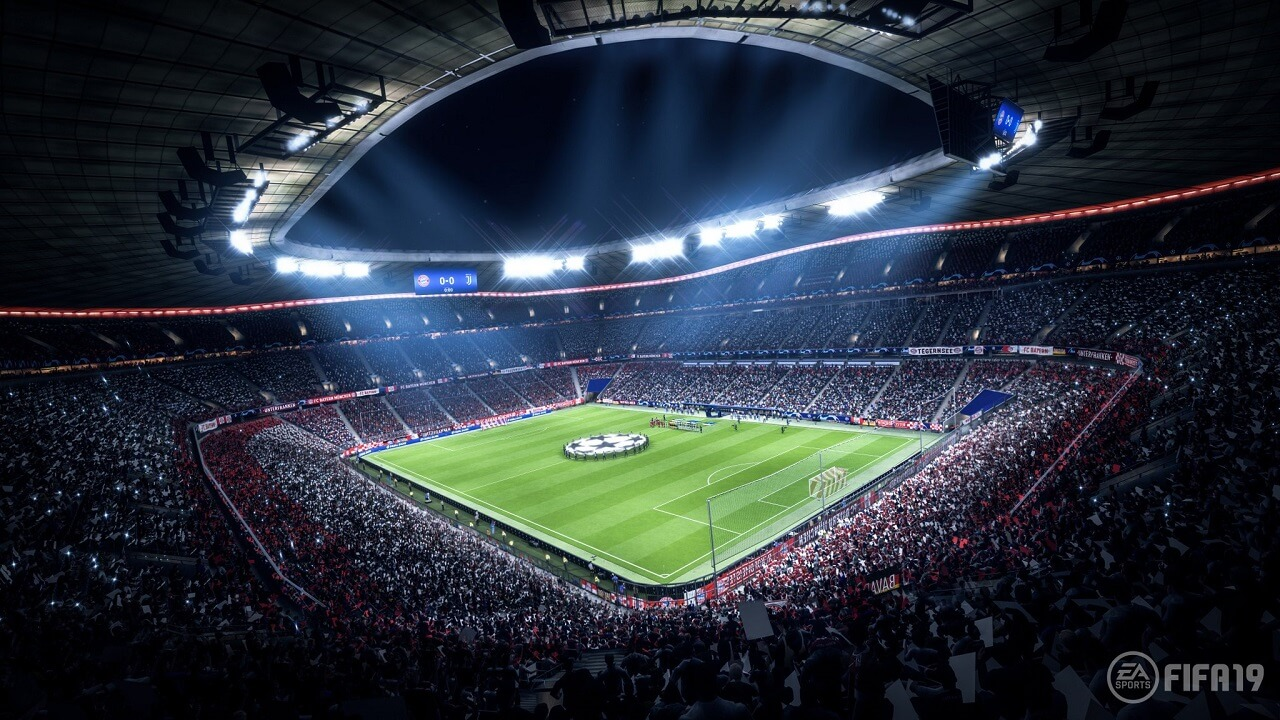 FIFA 19, Allianz Arena, lo stadio del Bayern Monaco