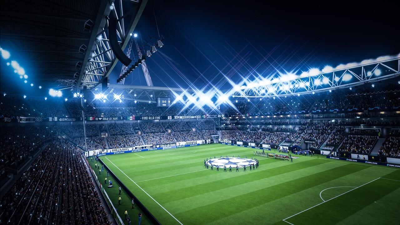 FIFA 19, Allianz Stadium, lo stadio della Juventus