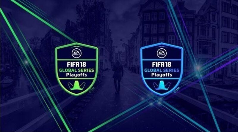 Amsterdam playoff Global Series che danno accesso al FIFA 18 eWorld Cup di Londra