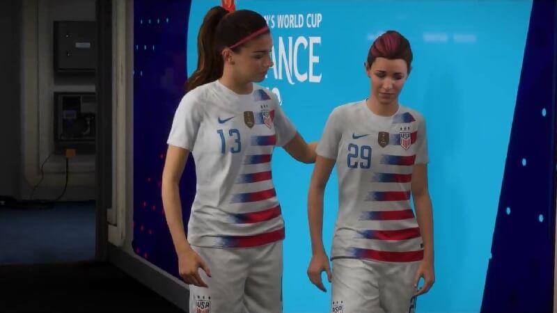 FIFA 19 The Journey, Kim Hunter e la licenza ufficiale del Mondiale di calcio femminile in Francia 2019