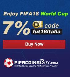 fifacoinsbuy, sconto per l'acquisto di crediti FIFA 18